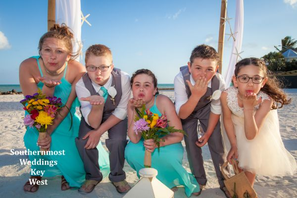 Starfish Plus Beach Wedding Package $1150.00