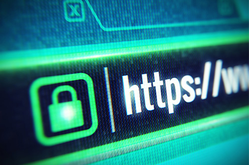 website security with a SSL