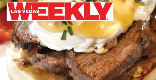 Las Vegas Weekly Cover