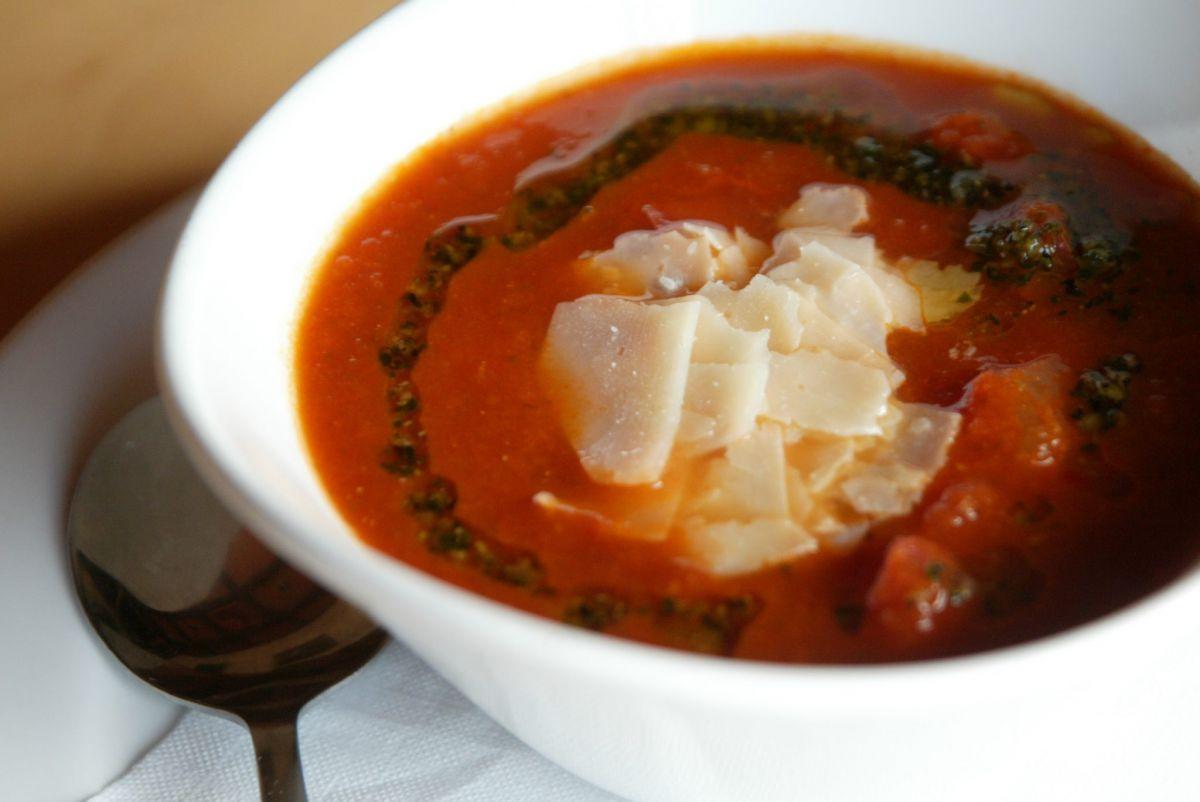 Sample image of Sammy's Fresh Tomato Basil