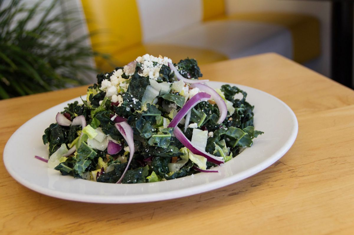 Sample image of Sammy's Tuscan Kale and Romaine