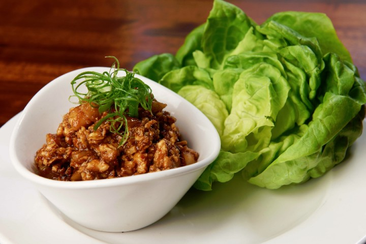 Sample image of Sammy's Chicken Lettuce Cups