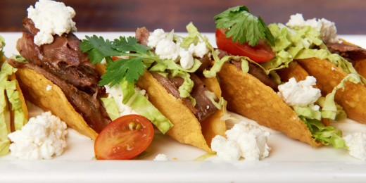 Sample image of Sammy's  Mini Duck Tacos