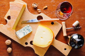 How to Pair Wine and Cheese Dishes at Sammy's