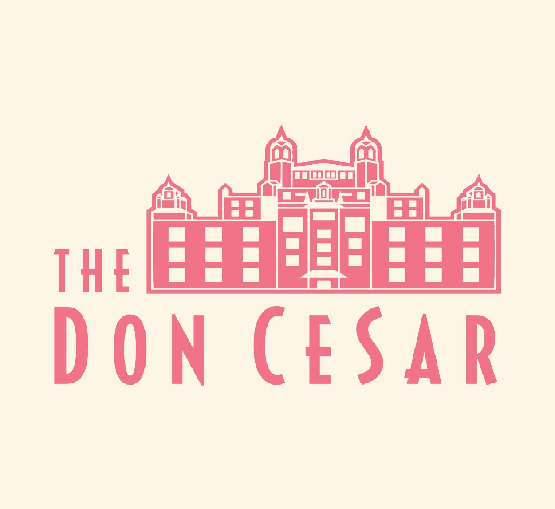 The Don CeSar Logo