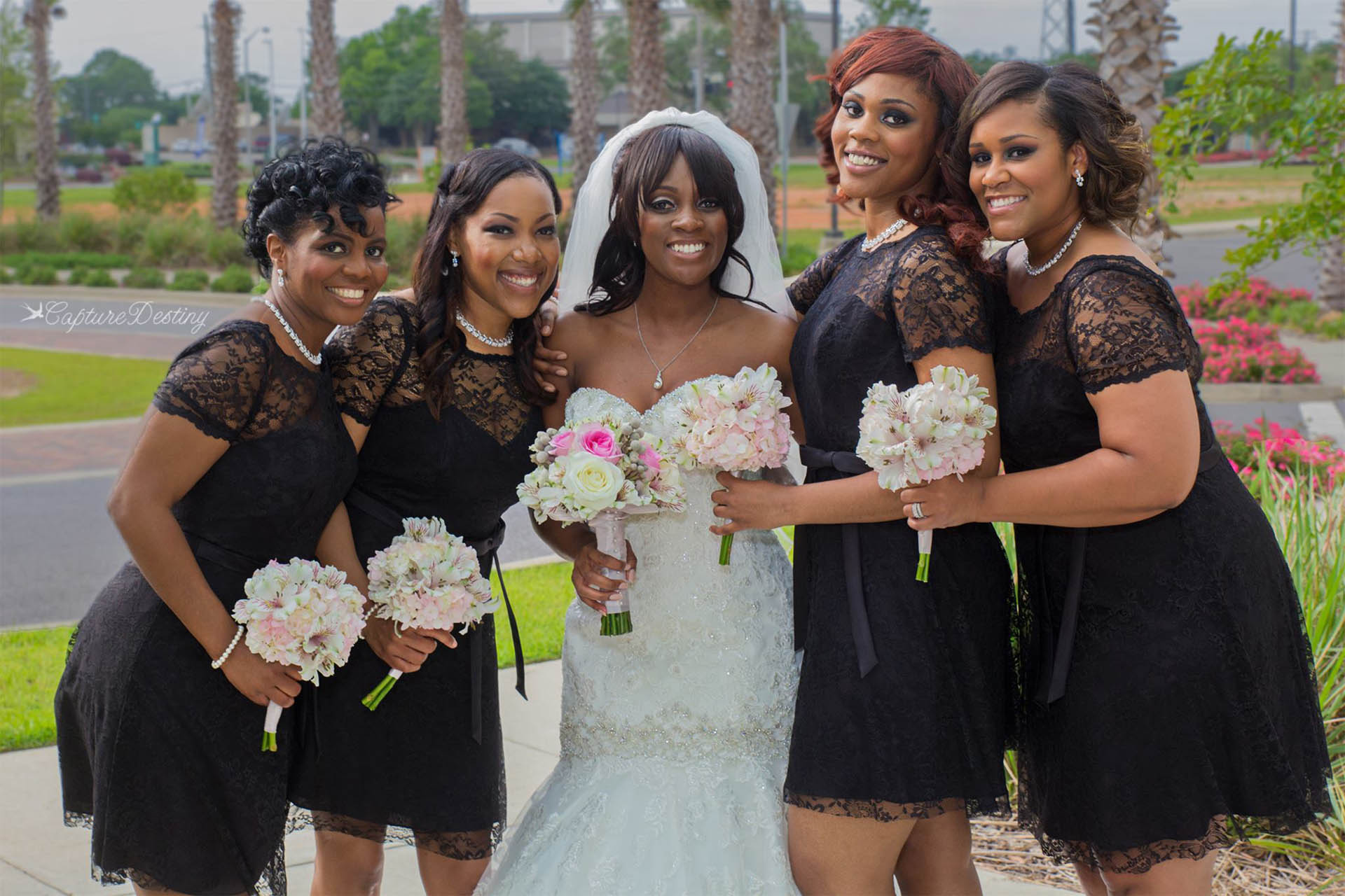 Keisha Marlin Wedding
