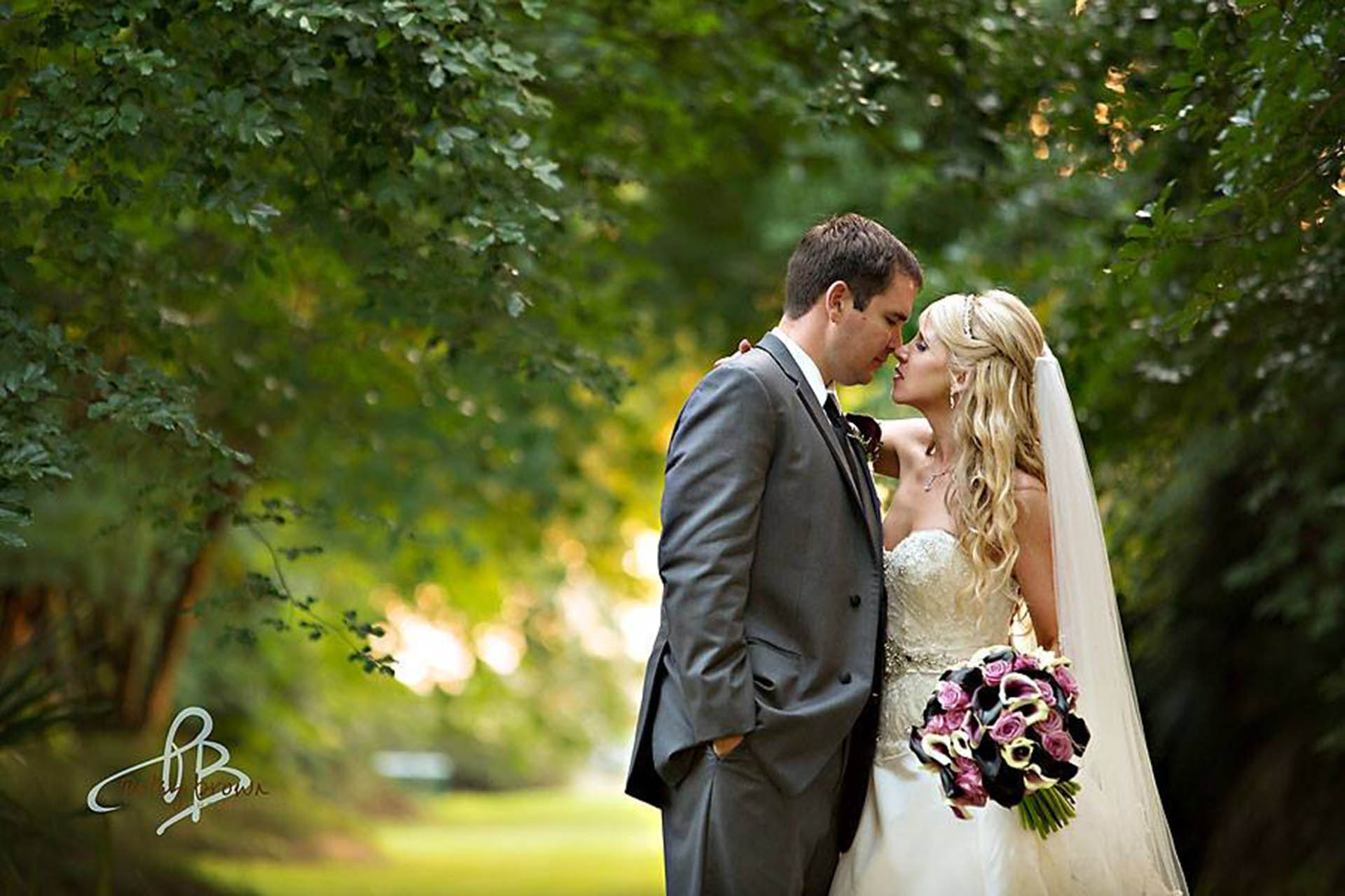 Meredith and Kyle Stauter wedding photos