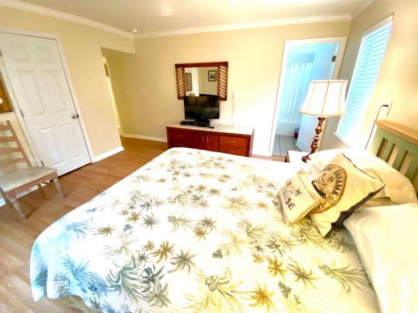 Design of villa bed room