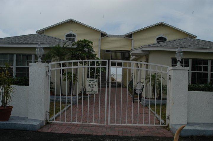 view of villa gate