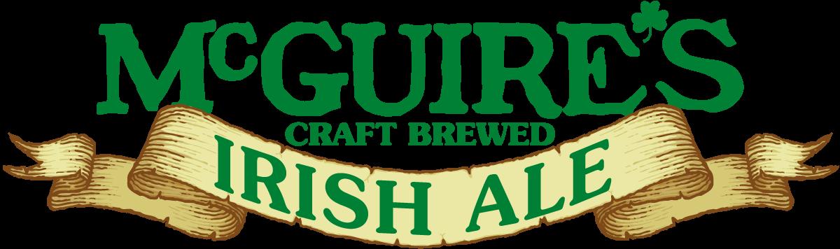 McGuire's Irish Ale Logo