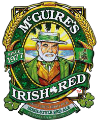Mcguire's Irish Red Logo