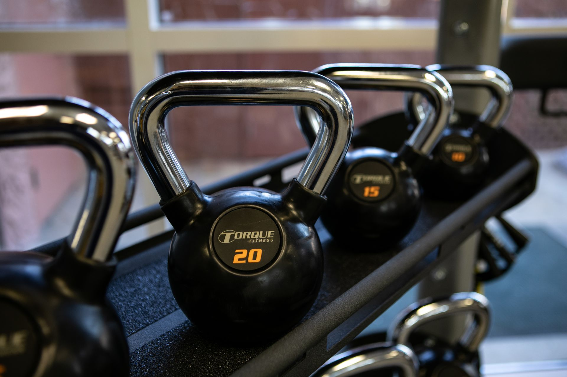 Torque Fitness dumbells