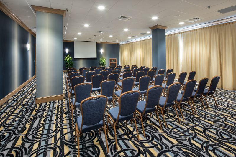 Sand Castle meeting room theater-style seating