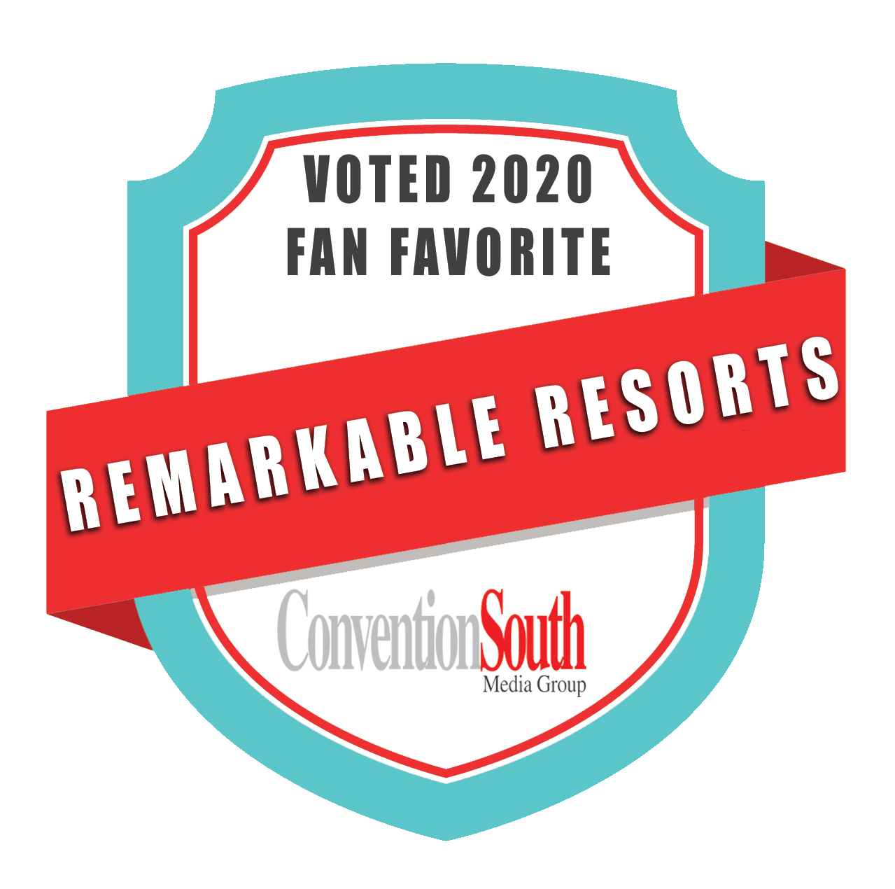 Convention South Remarkable Resort Award