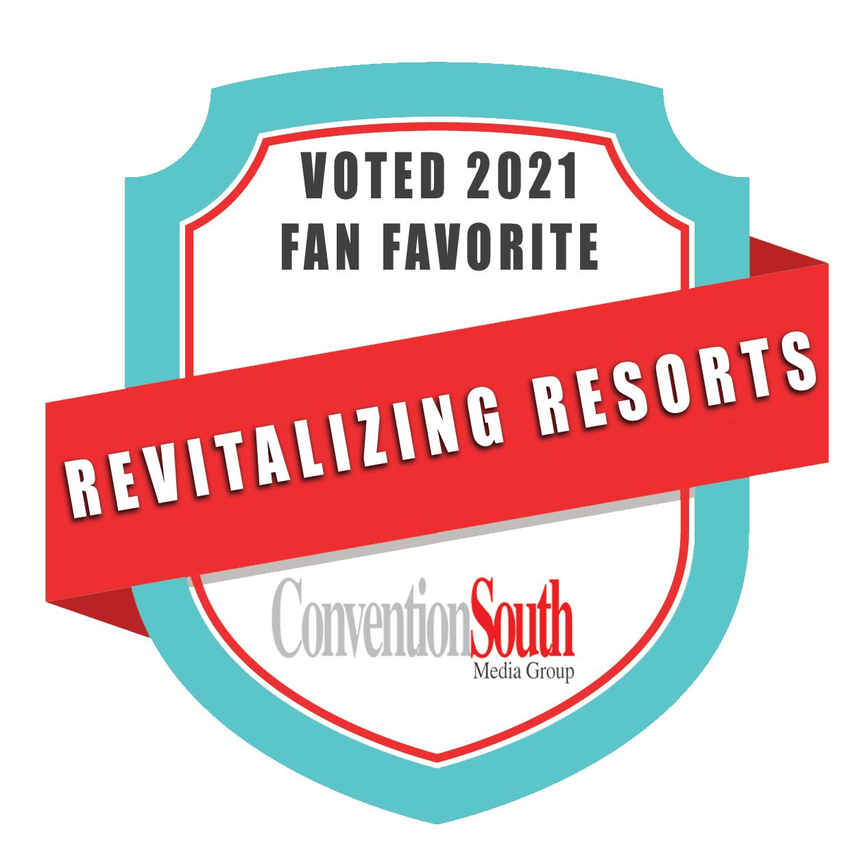 Revitalizing Resorts Award