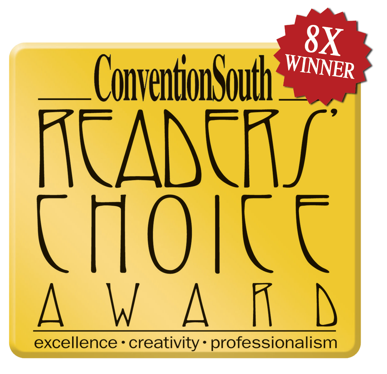 Convention South Reader Choice Award