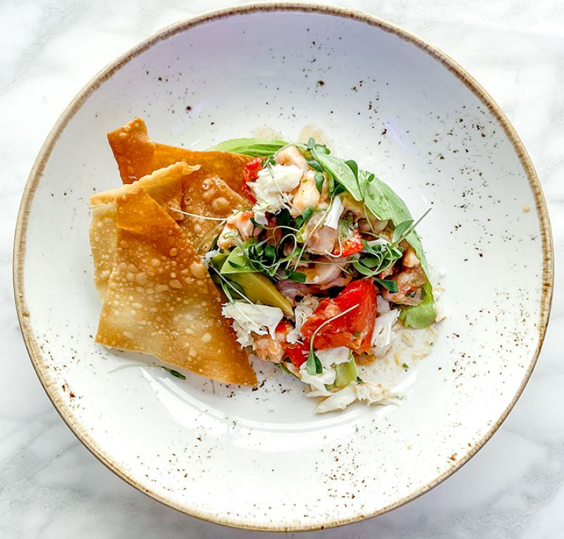 Voyager's Ceviche