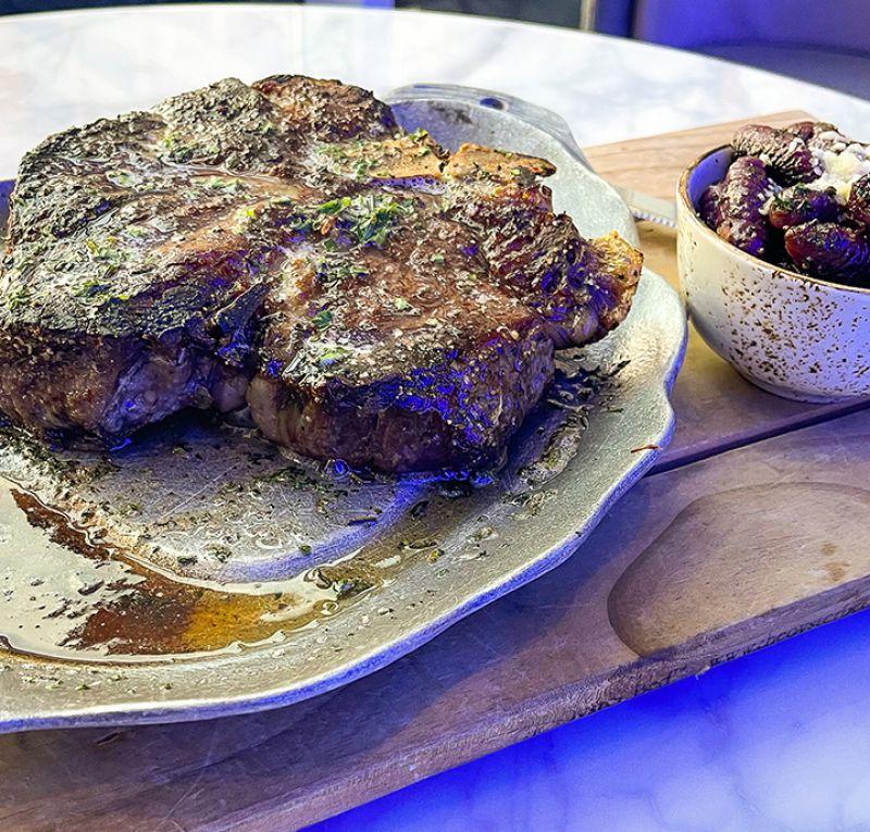 Voyager's Steak