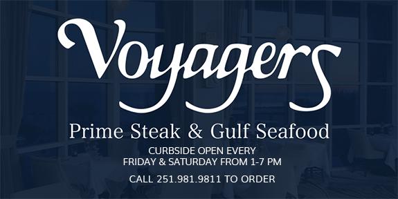 Voyagers Curbside Weekend Meals