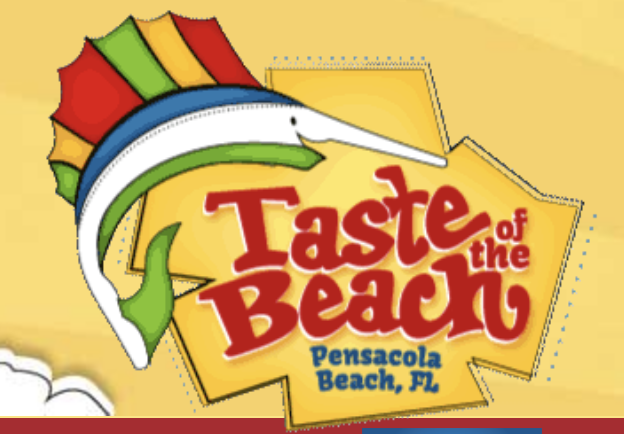 Taste of the Beach logo
