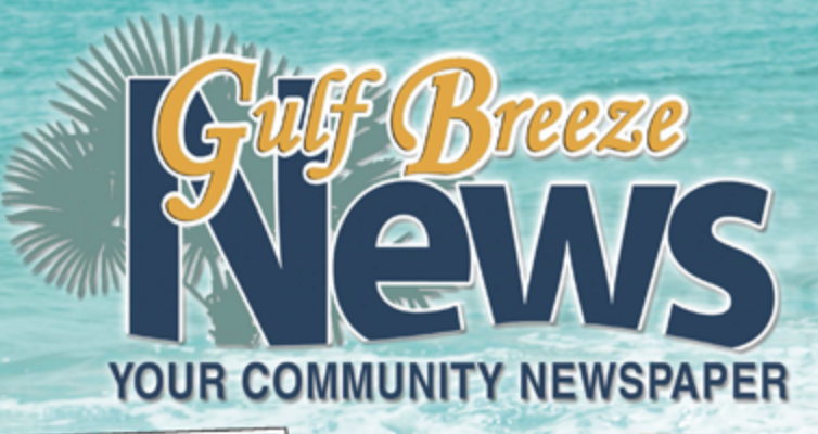 Gulf Breeze News logo
