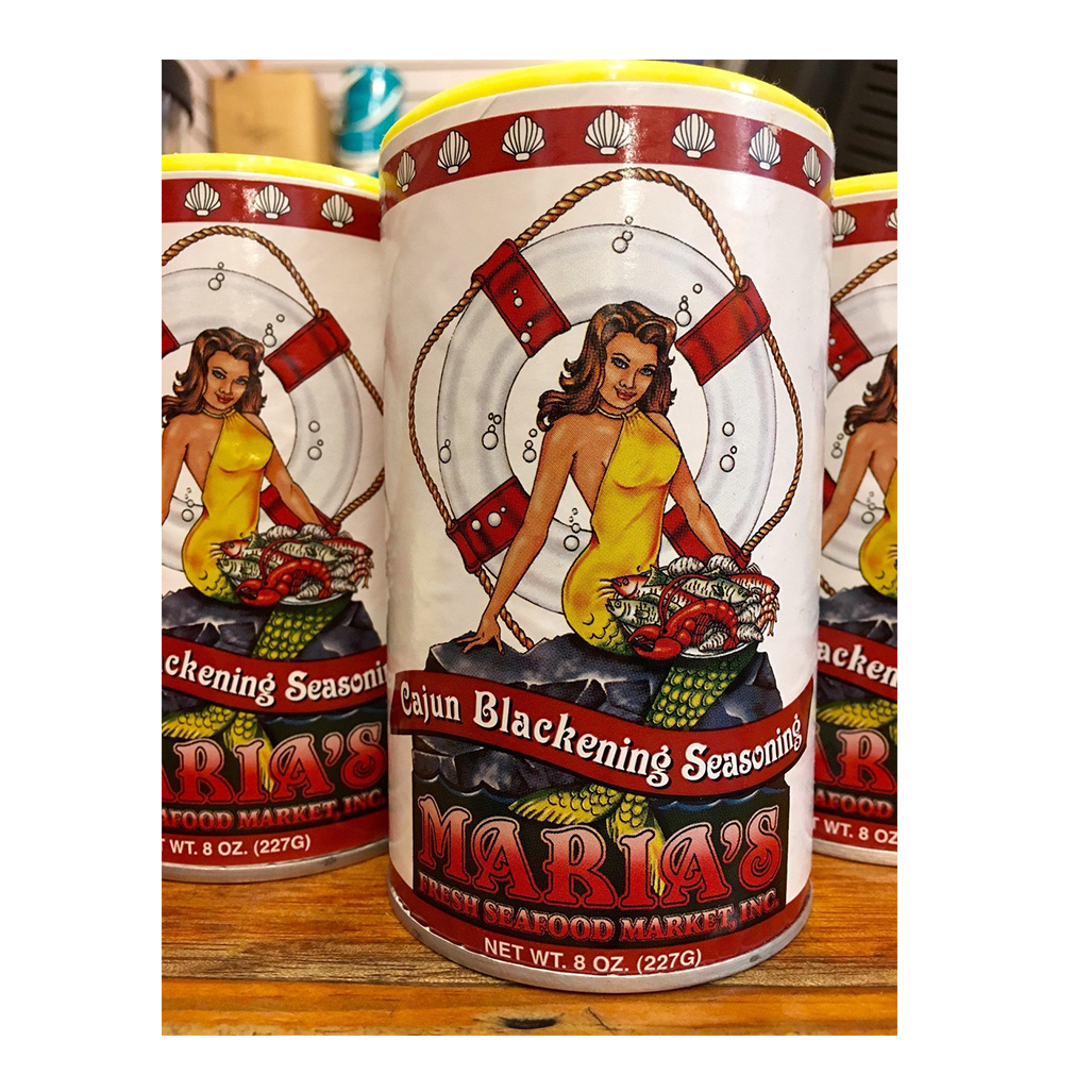 Marias Cajun Seasoning