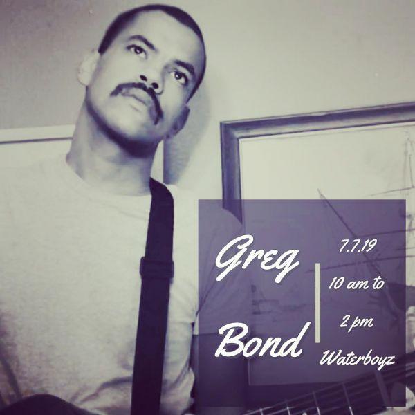 Greg Bond @ Waterboyz