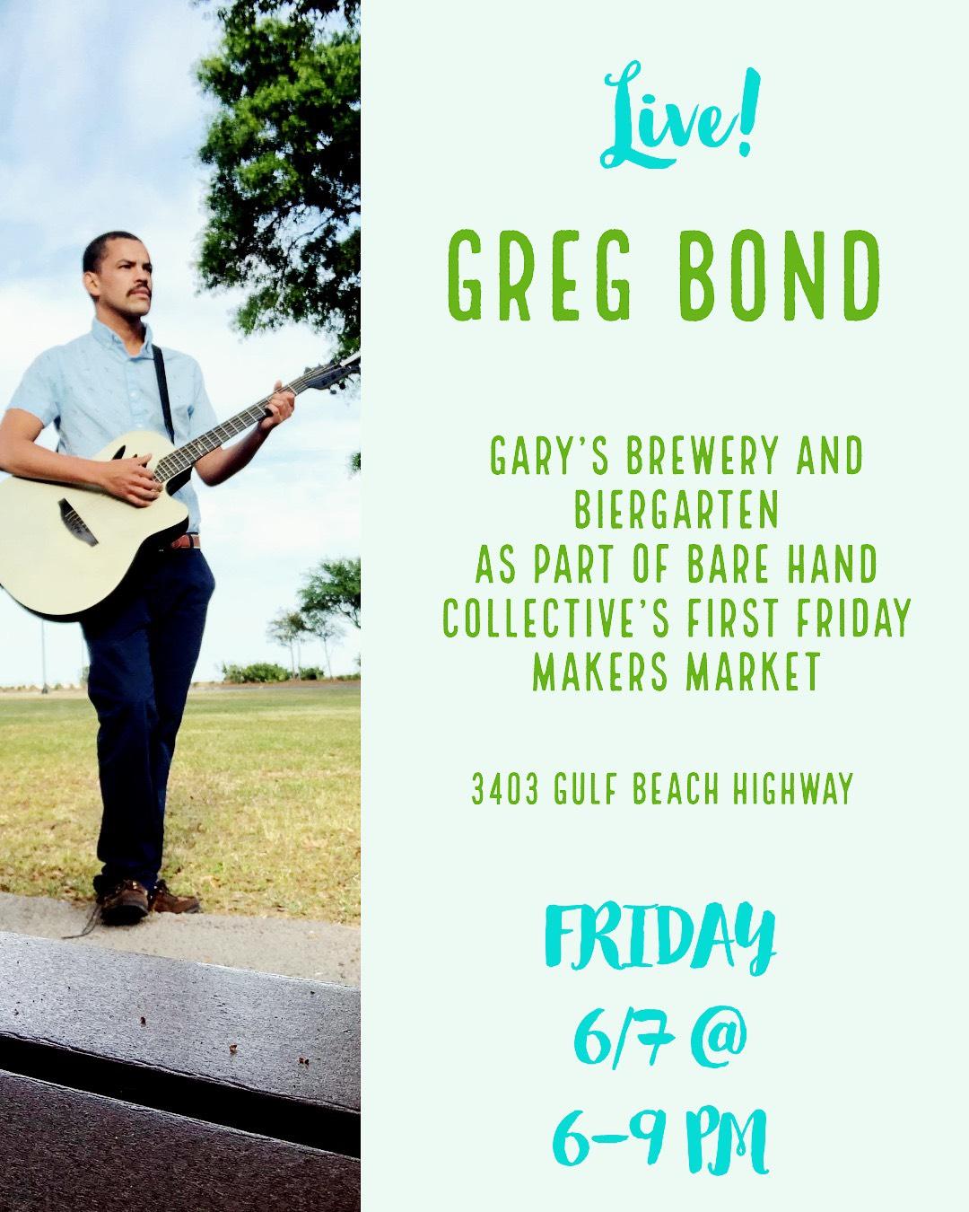 Greg Bond @ Gary's Brewery