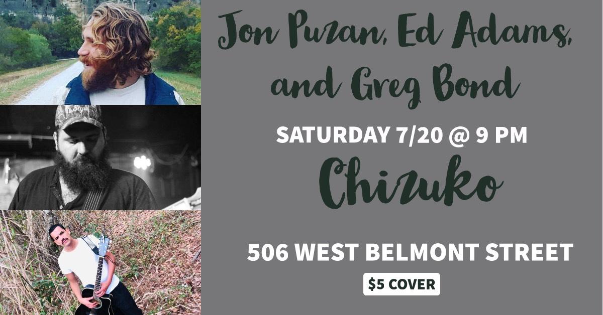 Greg Bond Live @ Chizuko