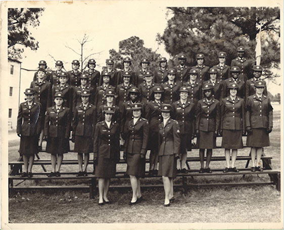 Picture of Military Women