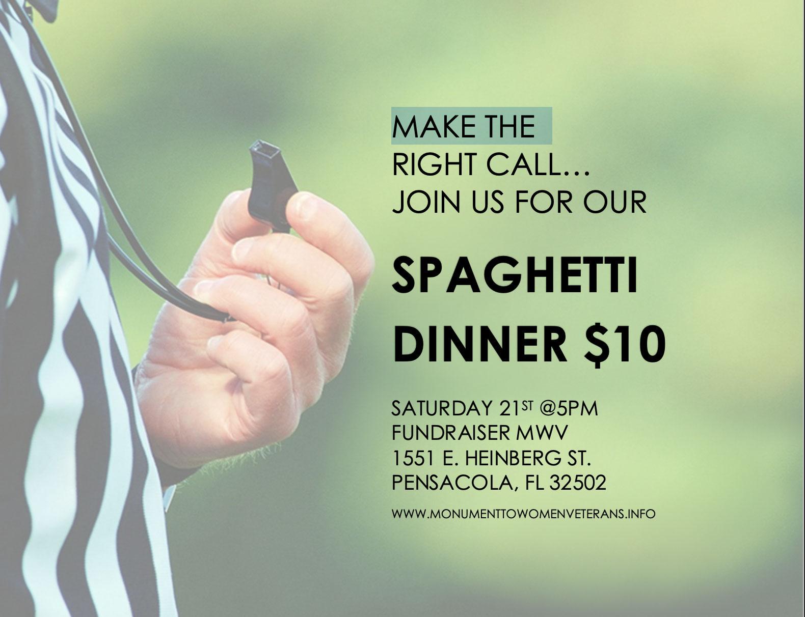 Photo of Spaghetti Dinner