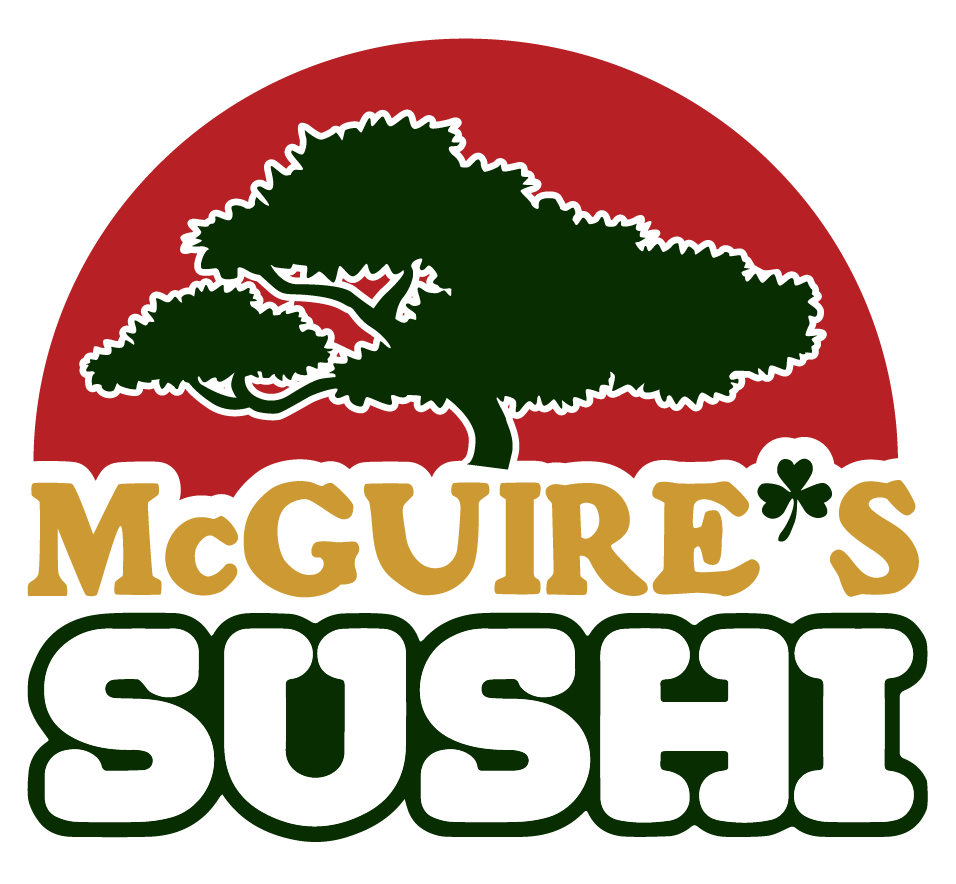 McGuire's Sushi Logo will link to the home page
