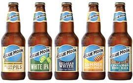 BLUE MOON SEASONALS