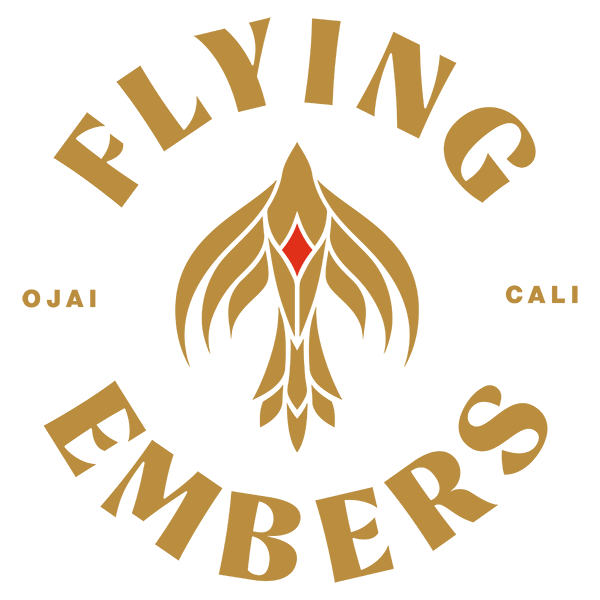 Flying Embers Hard Kombucha