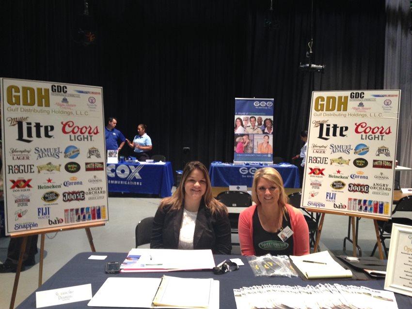Pensacola State College Job Fair