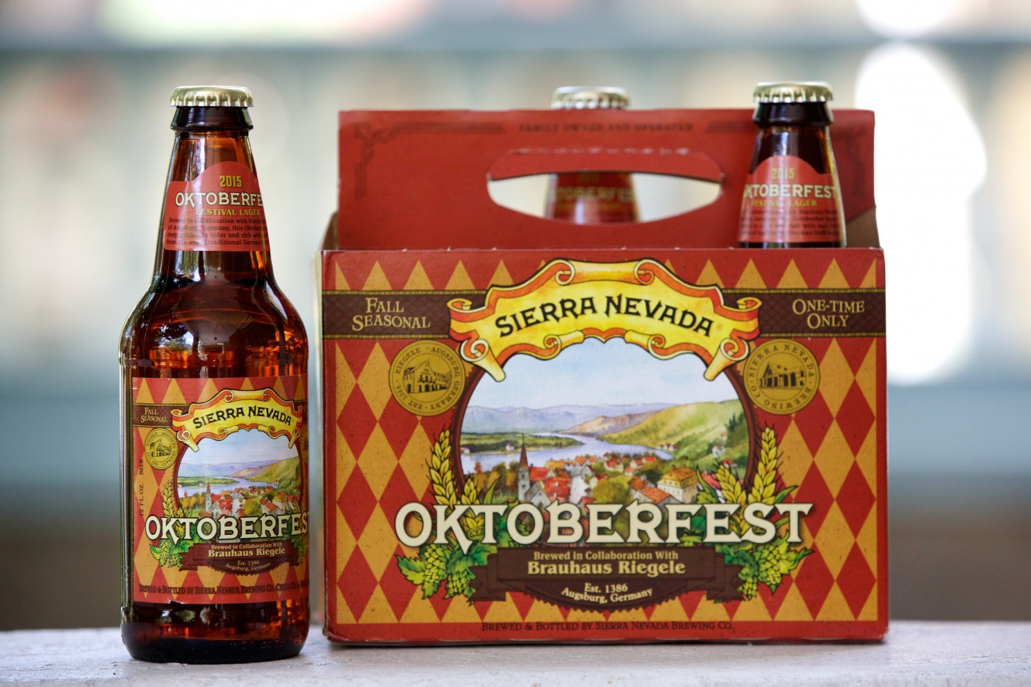 Beer of the Week: Sierra Nevada Oktoberfest