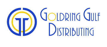 Goldring Gulf Distributing Logo