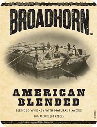 Broadhorn Blended Whiskey