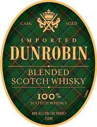 Dunrobin Blended Scotch WHISKY