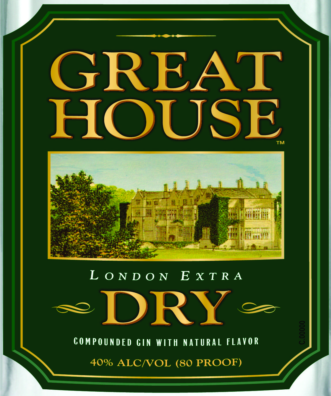 GREAT HOUSE DRY GIN
