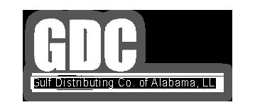 Gulf Distributing Company of Alabama Logo