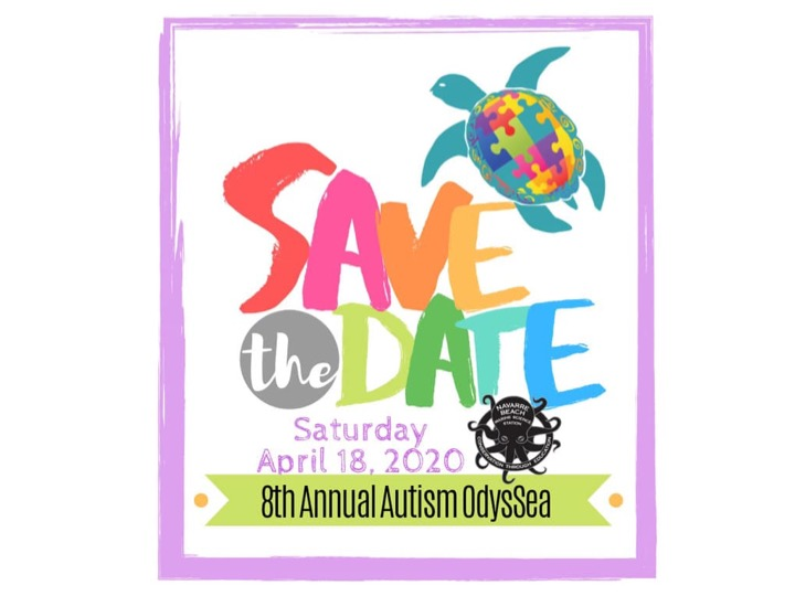 Autism OdysSea Save The Date 04-18-20