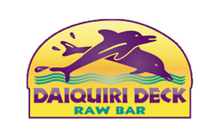 Daiquiri Deck Raw Bar Logo