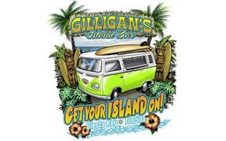 Gilligan's Island Bar & Grill Logo