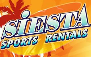 Siesta Sports Rentals Logo