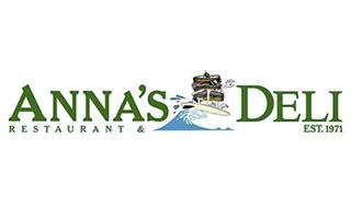 Anna's Deli Logo