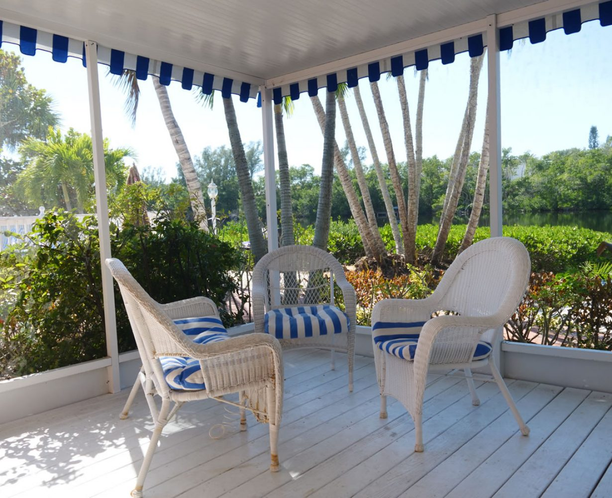 Welcome to the Tortuga Bungalow at Siesta Key Bungalows