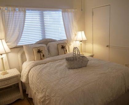 Pineapple Bungalow Bedroom