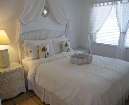 Coquina Bungalow Bedroom