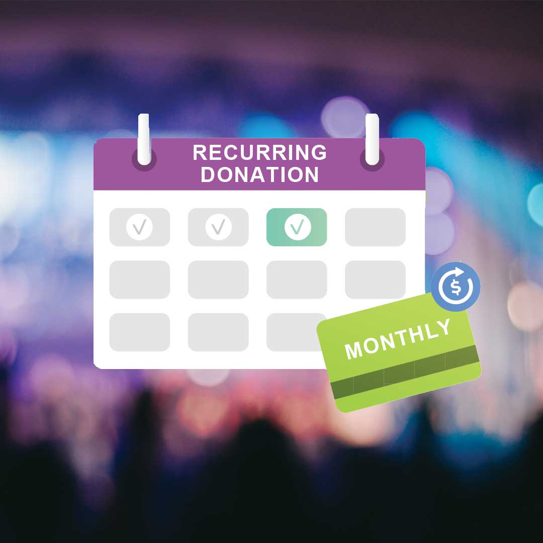 Become a Recurring Donor